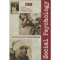 Picture of Social Psychology: Identities and Relationships