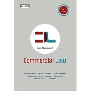General Principles of Commercial Law (2015 - 8th edition)