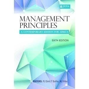 Picture of Management Principles – A contemporary Edition for Afric
