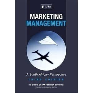 Picture of Marketing Management, A South African Perspective