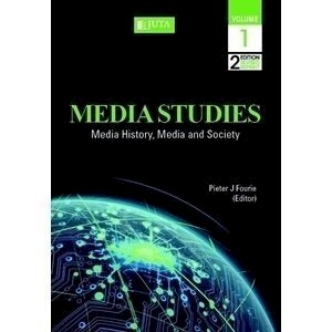 Picture of  Media Studies Volume 1: Media History, Media & Society: Delivery 14 days
