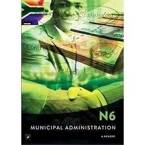 Picture of Municipal Administration N6 (New Syllabus)