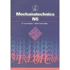 Picture of  Mechanotechnics - N5 - Student's Book: Print on demand title - delivery 2 - 3 weeks