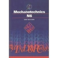 Picture of  Mechanotechnics - N6 - Student's Book: Print on demand title - delivery 2 - 3 weeks