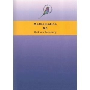 Picture of Mathematics - N5 - Student's Book: Print on demand title - delivery 2 - 3 weeks