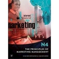 Picture of Principles of Marketing Management N4