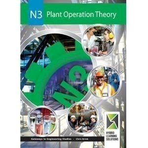Picture of N3 Plant Operation Theory: Print on demand title - Delivery 2 - 3 weeks