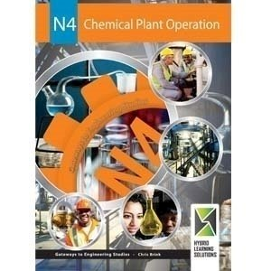 Picture of N4 Chemical Plant Operation: Print on demand title - Delivery 2 - 3 weeks