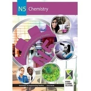 Picture of N5 Chemistry: Print on demand title - Delivery 2 - 3 weeks