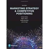 Picture of Marketing Strategy and Competitive Positioning
