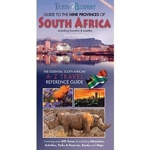 Picture of Tourism Blueprint : Guide to Nine Provinces in South Afria