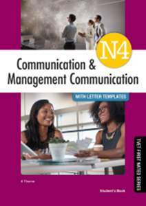 Picture of N4 Communication & Management Communication - SB