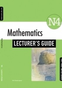 Picture of Mathematics N4 - Lect Guide