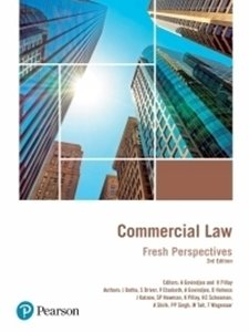 Picture of Commercial Law Fresh Perspectives