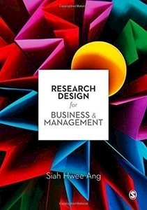 Picture of Research Design for Business Management