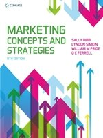 Picture of Marketing Concepts and Strategies