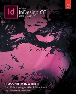 Picture of Adobe InDesign CC Classroom In A Book: 6 - 8 week delivery time