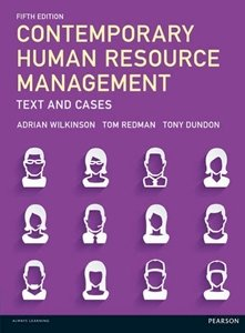 Picture of Contemporary Human Resource Management : Text and Cases: Print on demand title - 6 - 8 weeks