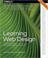 Picture of  Learning Web Design - A Beginners Guide to HTML