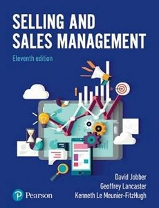 Picture of  Selling & Sales Management