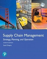 Picture of Supply Chain Management: Strategy, Planning, and Operation, Global Edition: New 7th Edition