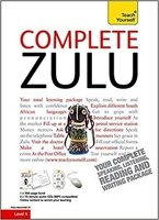 Picture of **STATUS UNCERTAIN: CHECK WITH CUSTOMER SERVICE** Teach Yourself : Complete Course - Zulu