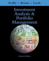Picture of  Analysis of Investments & Management of Portfolios