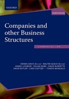 Picture of  Companies and Other Business Structures - Commercial Law