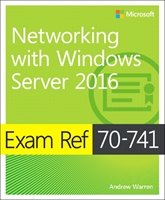 Picture of  Exam Ref 70-741 Networking with Windows Server 2016: Delivery time 6-8 weeks