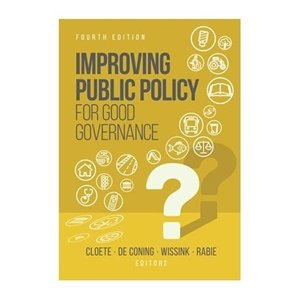Picture of  Improving Public Policy: From Practice to Theory