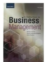 Picture of  Introduction to Business Management