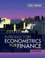Picture of Introductory Econometrics Finance